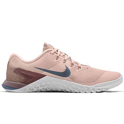 Nike Metcon 4 Women's Cross Training, Weightlifting Shoe - Cream Image 2