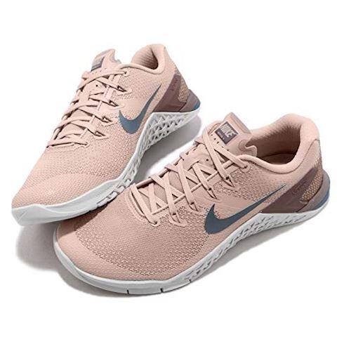 Nike Metcon 4 Women's Cross Training, Weightlifting Shoe - Cream Image 7
