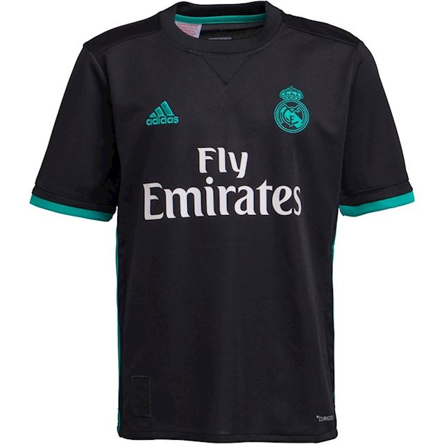 a08f4686f adidas Real Madrid Kids SS Away Shirt 2017 18