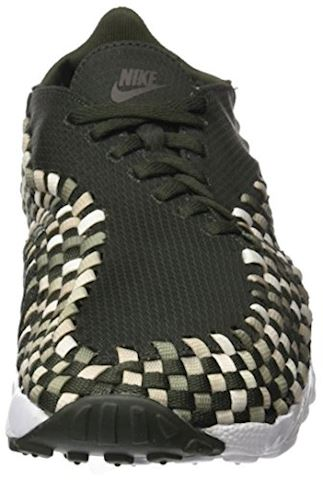 Nike Air Footscape Woven NM Men's Shoe - Olive Image 4