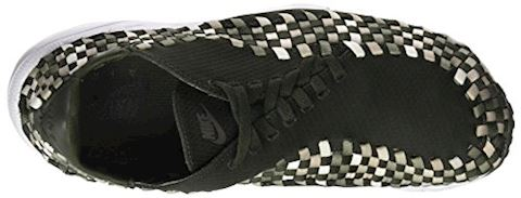 Nike Air Footscape Woven NM Men's Shoe - Olive Image 7