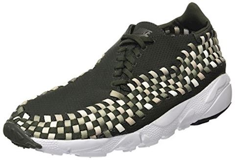 Nike Air Footscape Woven NM Men's Shoe - Olive Image 8