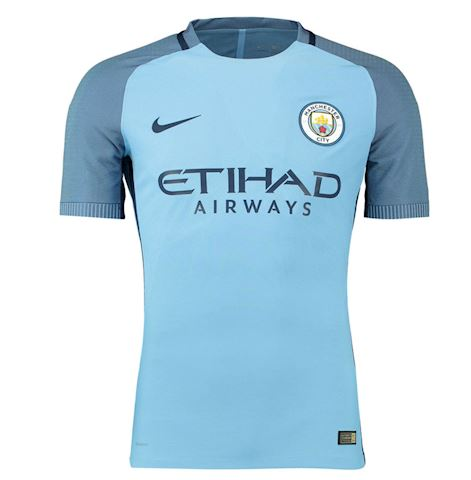 Nike Manchester City Mens SS Player Issue Home Shirt 2016/17 Image