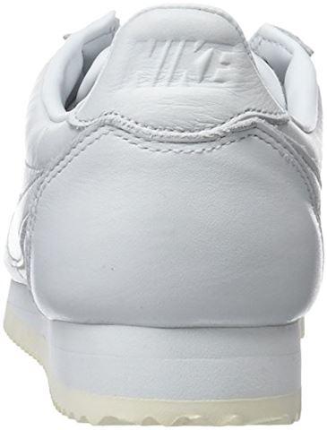 Nike Classic Cortez Premium Unisex Shoe - White Image 2