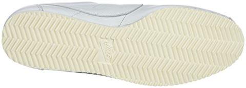 Nike Classic Cortez Premium Unisex Shoe - White Image 3