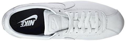 Nike Classic Cortez Premium Unisex Shoe - White Image 7