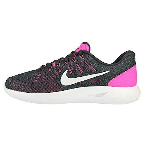 Nike LunarGlide 8 Women's Running Shoe - Pink Image 2