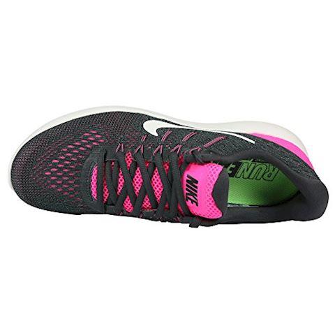 Nike LunarGlide 8 Women's Running Shoe - Pink Image 3