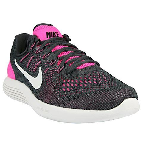 Nike LunarGlide 8 Women's Running Shoe - Pink Image 4