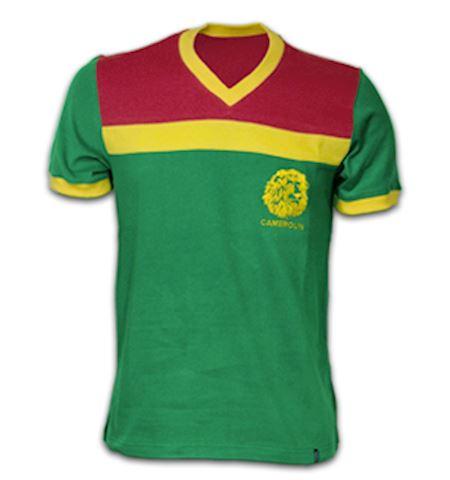 Cameroon Mens SS Home Shirt 1989