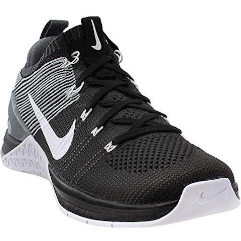 Nike Metcon DSX Flyknit 2 Men's Cross Training, Weightlifting Shoe - Black Image