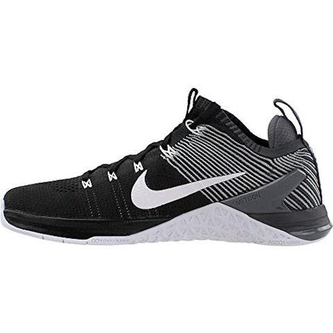 Nike Metcon DSX Flyknit 2 Men's Cross Training, Weightlifting Shoe - Black Image 4