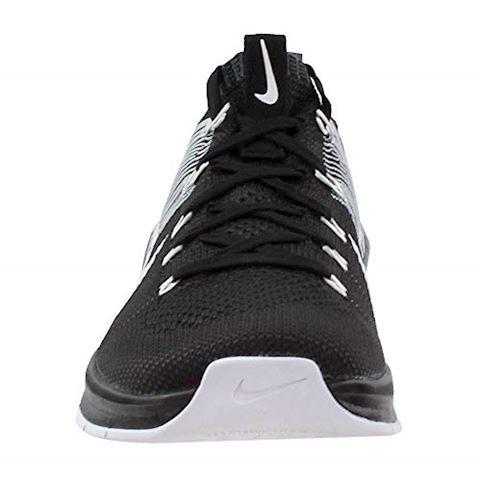 Nike Metcon DSX Flyknit 2 Men's Cross Training, Weightlifting Shoe - Black Image 5