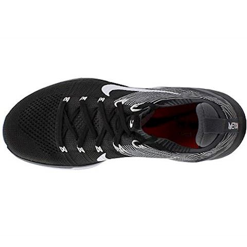 Nike Metcon DSX Flyknit 2 Men's Cross Training, Weightlifting Shoe - Black Image 6