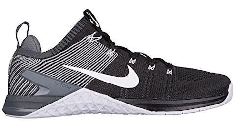 Nike Metcon DSX Flyknit 2 Men's Cross Training, Weightlifting Shoe - Black Image 8