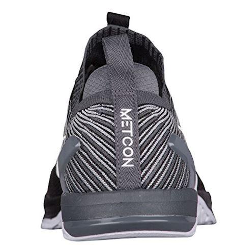 Nike Metcon DSX Flyknit 2 Men's Cross Training, Weightlifting Shoe - Black Image 9