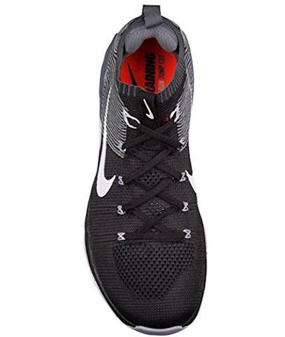 Nike Metcon DSX Flyknit 2 Men's Cross Training, Weightlifting Shoe - Black Image 10
