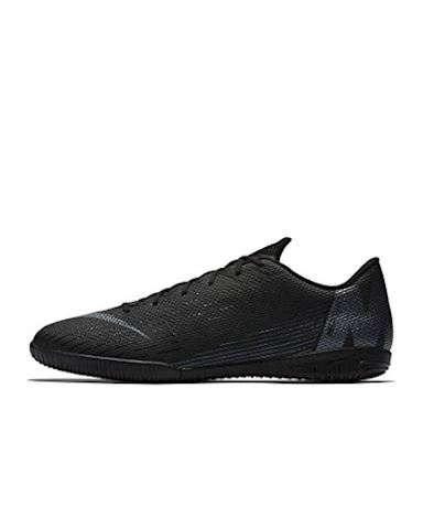 Nike MercurialX Vapor XII Academy Indoor/Court Football Shoe - Black Image 2