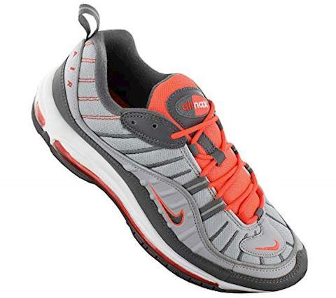 Nike Air Max 98 Men's Shoe - Grey Image 8