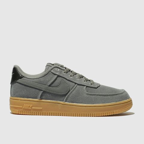 Nike Air Force 1 LV8 Style Younger Kids' Shoe Grey