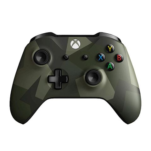 Xbox One Wireless Controller - Armed Forces II Special Edition Image