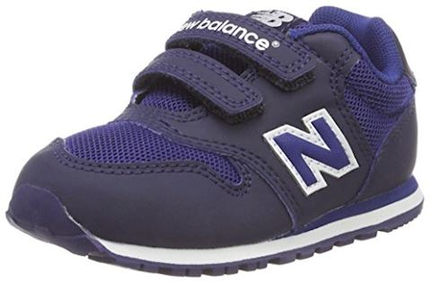 New Balance 500 Hook and Loop Kids 6 - 10 Years (Size: 3 - 6) Shoes Image