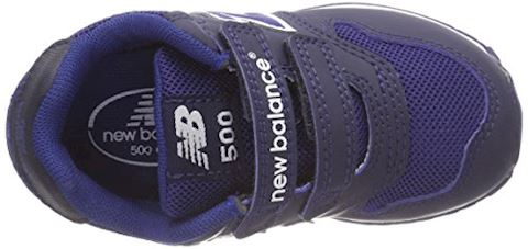 New Balance 500 Hook and Loop Kids 6 - 10 Years (Size: 3 - 6) Shoes Image 7