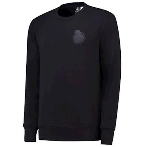 adidas Real Madrid Sweatshirt Graphic - Black