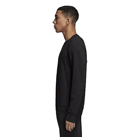 adidas Real Madrid Sweatshirt Graphic - Black Image 9