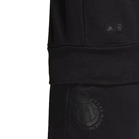 adidas Real Madrid Sweatshirt Graphic - Black Image 10