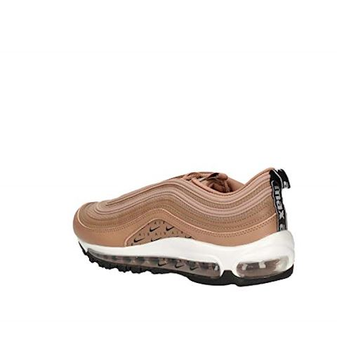 Nike Air Max 97 LX Overbranded Women's Shoe - Brown Image 7