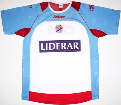 Mitre Arsenal Mens SS Away Shirt 2005/06 Image