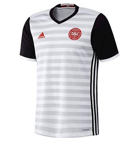 adidas Denmark Kids SS Away Shirt 2016 Image