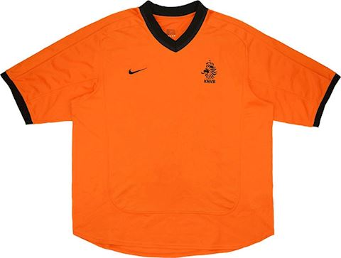Nike Netherlands Kids SS Home Shirt 2000 Image