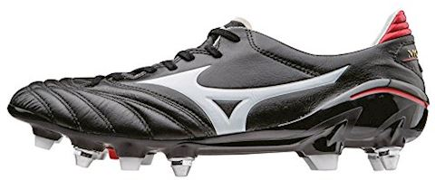 Mizuno Morelia Neo II Mix Black White Red Image