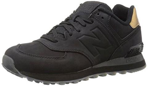 New Balance 574 Molten Metal Women's Shoes Image
