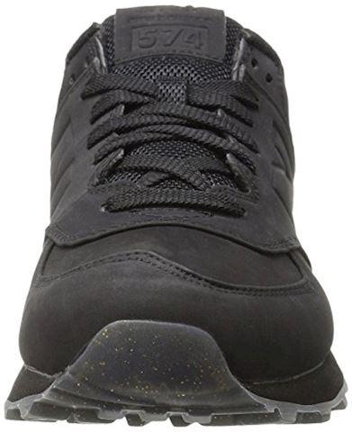 New Balance 574 Molten Metal Women's Shoes Image 4
