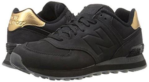 New Balance 574 Molten Metal Women's Shoes Image 6