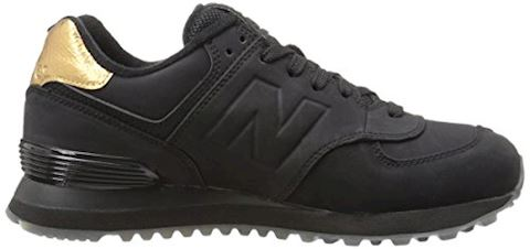 New Balance 574 Molten Metal Women's Shoes Image 7