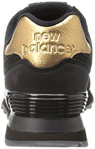 new balance 574 molten metal