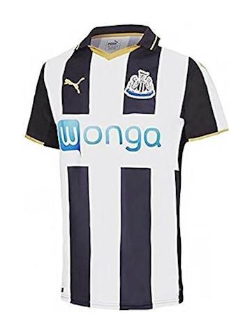 Puma Newcastle United Mens SS Home Shirt 2016/17 Image