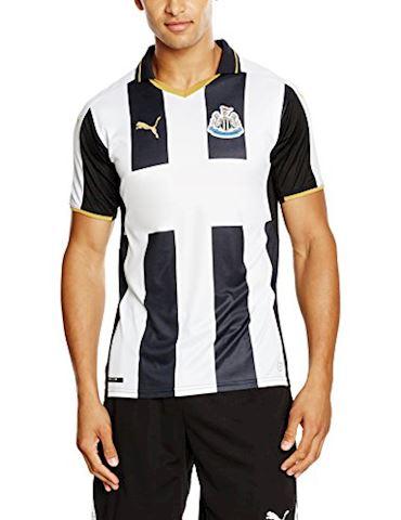Puma Newcastle United Mens SS Home Shirt 2016/17 Image 2