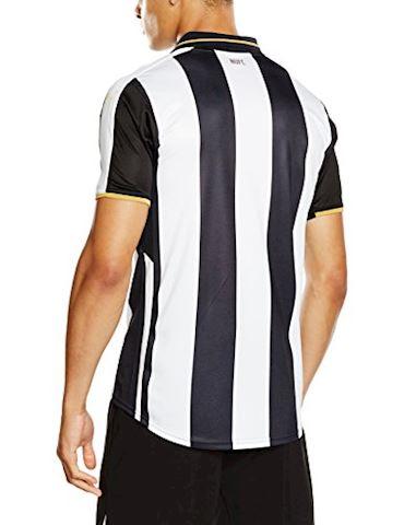 Puma Newcastle United Mens SS Home Shirt 2016/17 Image 3
