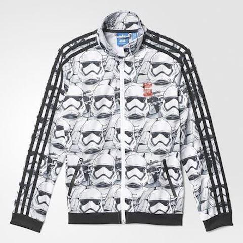 adidas Star Wars Villain Long Sleeve - Grade School T-Shirts