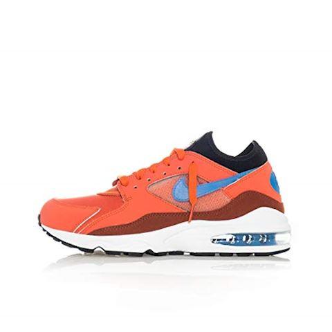 Nike Air Max 93 Men's Shoe - Red Image