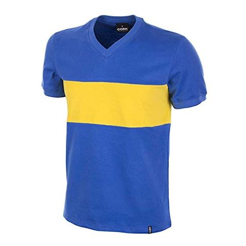 Boca Juniors Mens SS Home Shirt 1960/61 Image