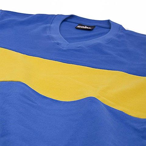 Boca Juniors Mens SS Home Shirt 1960/61 Image 3
