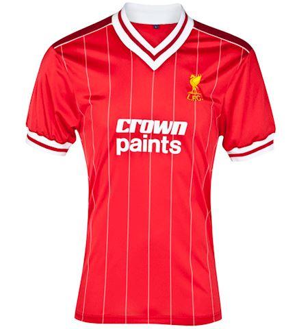 Score Draw Liverpool Mens SS Home Shirt 1982/83 Image