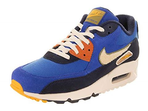 Nike Air Max 90 Premium SE Men's Shoe - Blue Image