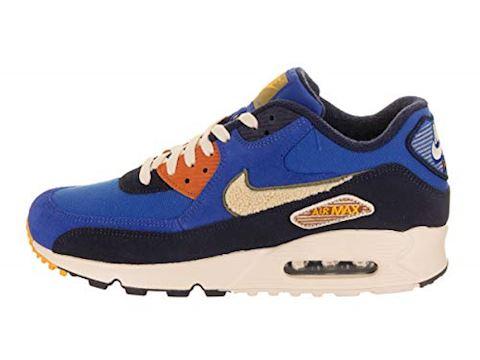 Nike Air Max 90 Premium SE Men's Shoe - Blue Image 2